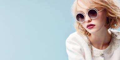 Lily Rose Depp für Chanel