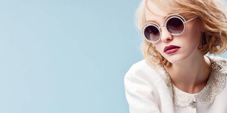Lily-Rose Depp ist das neue Chanel-Girl