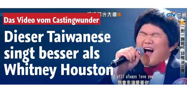 Video: Das ist Taiwans Susan Boyle