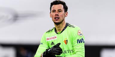 ÖFB-Goali Lindner mit Basel weiter unbesiegt