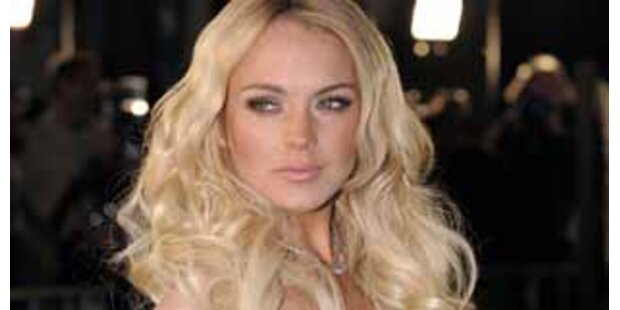 Lindsay Lohan wegen gestohlenem Nerz verklagt