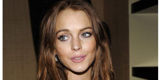 Bei Lindsay Lohan wurde eingebrochen