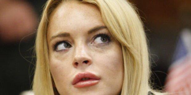 Lindsay Lohan ist im Knast