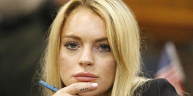 Strikte Auflagen für Lohan nach Entzug