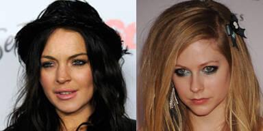 Lindsay Lohan, Avril Lavigne
