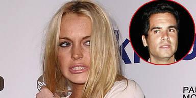 Lindsay Lohan, Cash Warren