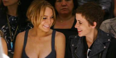 Lindsay Lohan bestätigt ihre lesbische Liebe
