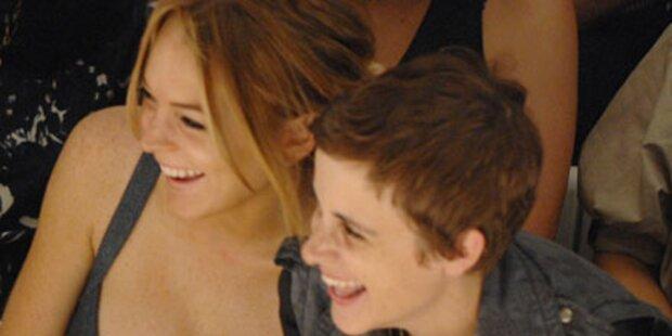 Lindsay Lohan: Liebes-Comeback mit Sam?