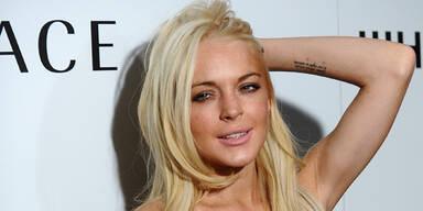 Lindsay Lohan kam nicht zum Opernball