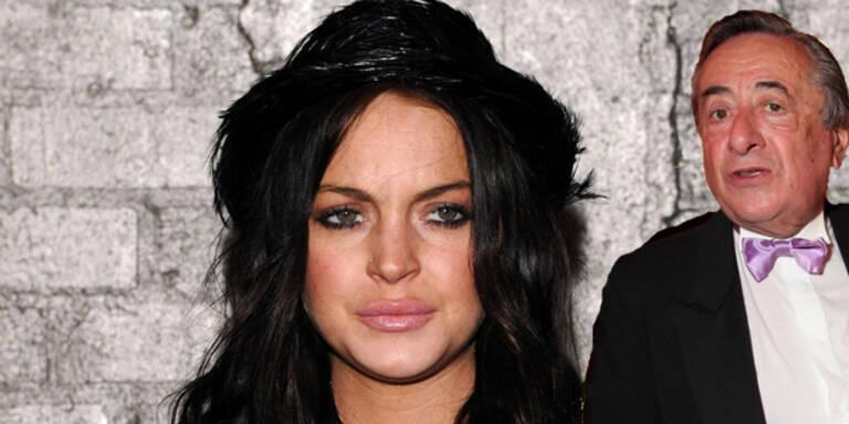 Lindsay Lohan pleite: Kein Geld für Richard Lugner