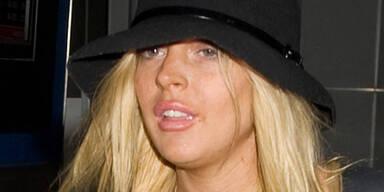 Lindsay Lohan ungeschminkt