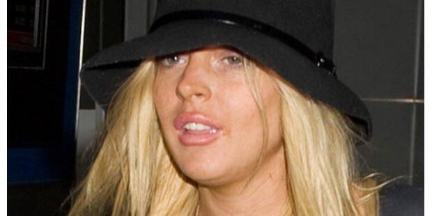 Lindsay Lohan: Ungeschminkt & müde
