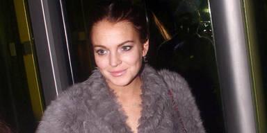Lindsay Lohan verprasst Richard Lugners Geld in London