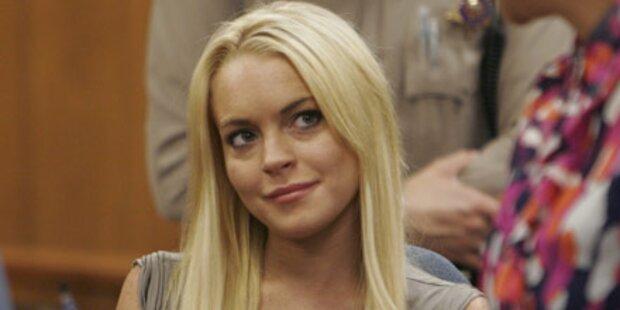 Lindsay Lohan: Schuldenfrei dank Haft?