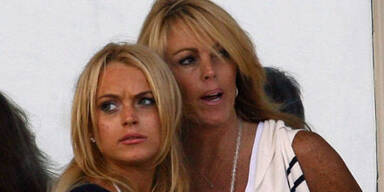 Lindsay & Dina Lohan