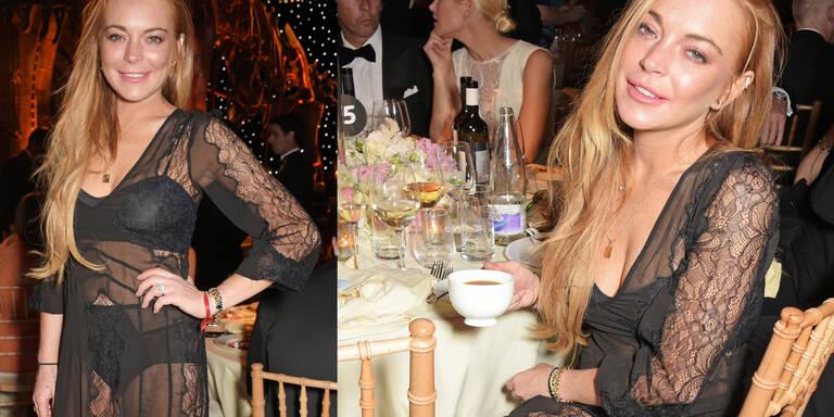 Lindsay Lohan: Sexy leider weit verfehlt