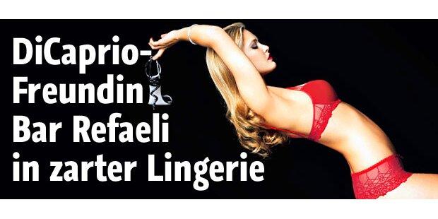 Geballte Weiblichkeit in zarter Lingerie
