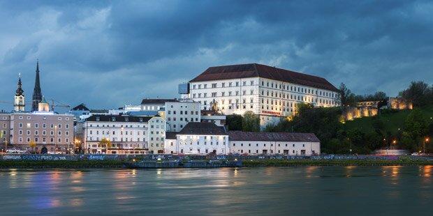 Leiche in der Donau in Linz gefunden