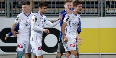 Blau Weiß Linz weiter auf Meisterkurs