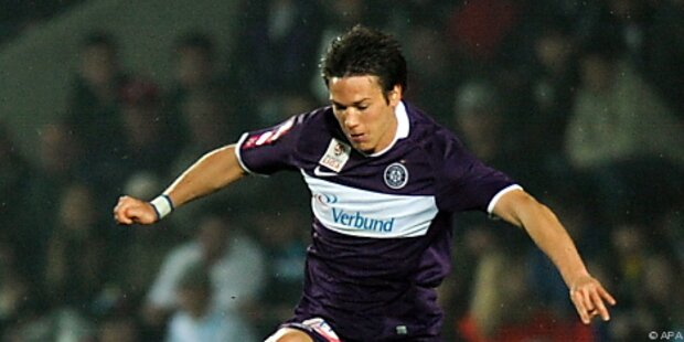 Austria zog Option auf Roland Linz