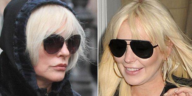 Lindsay mit 66-Jähriger verwechselt