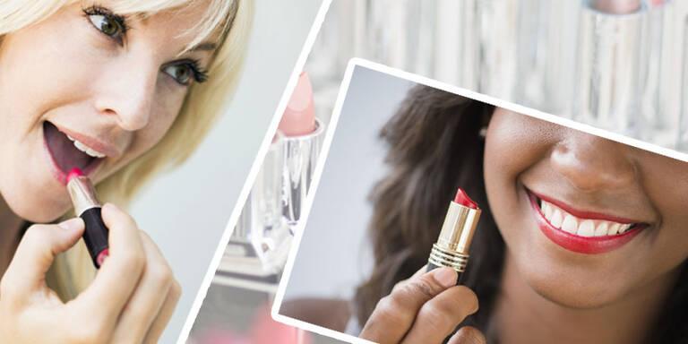 Das verrät Ihr Lippenstift über Ihren Charakter