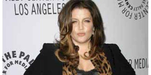 Auch Lisa-Marie Presley bekommt Zwillinge