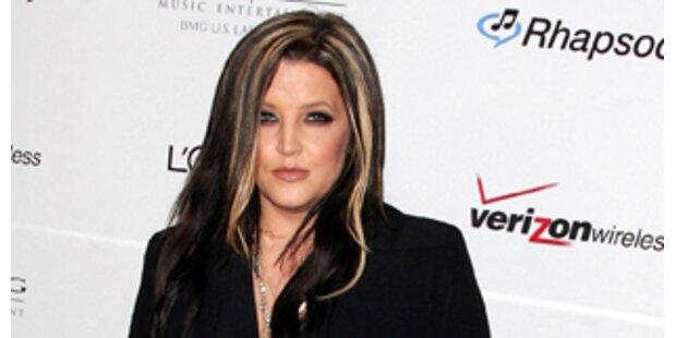 Lisa Marie Presley stellte Babys Elvis' Geist vor