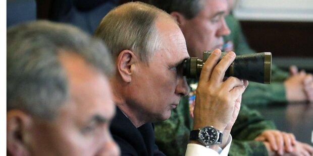Litauen wirft Russland Luftraumverletzung während Manövers vor