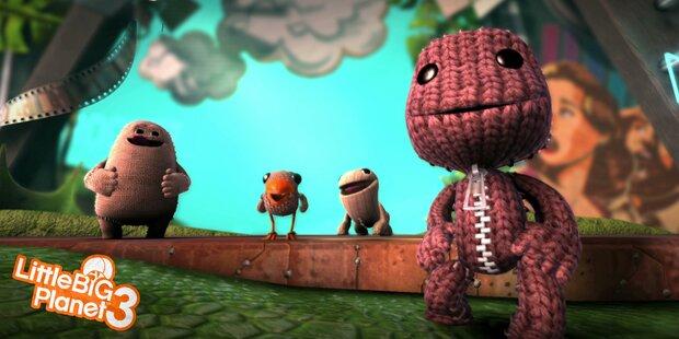 LittleBigPlanet 3 ab sofort erhältlich