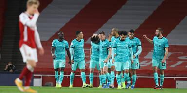 Arsenal-Liverpool