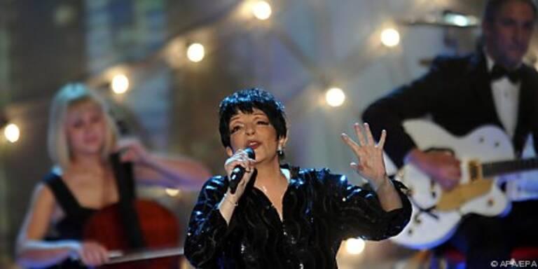 Liza Minelli wird den Grammys fern bleiben