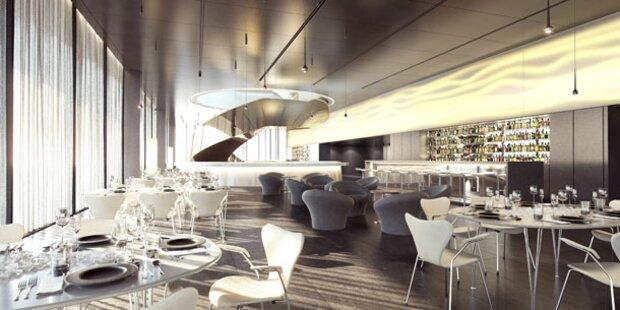 hotel meli vienna zieht in dc tower. Black Bedroom Furniture Sets. Home Design Ideas