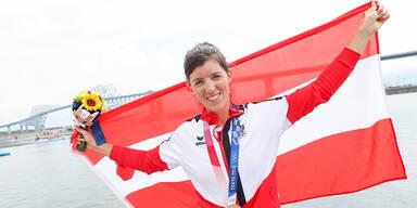 Bronze! Lobnig rudert zur vierten Medaille für ÖOC