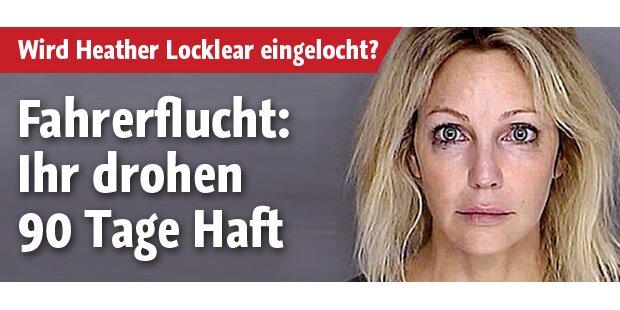Heather Locklear drohen 90 Tage Haft
