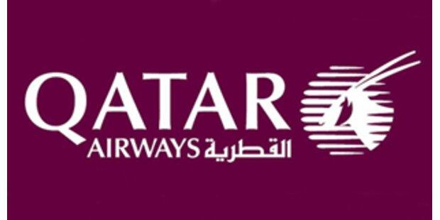 Gewinnen Sie 2 Tickets für Qatar Airways