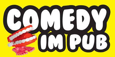 Comedy im Pub