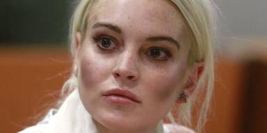 Lindsay Lohan aus Hotel geschmissen!