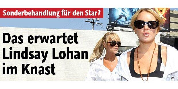 Was Lindsay Lohan im Gefängnis erwartet
