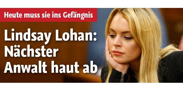 Lindsay Lohan: Nächster Anwalt haut ab