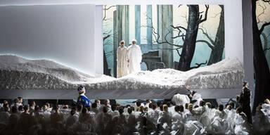 Lohengrin an der Grazer Oper