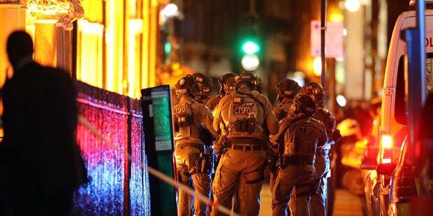 London Terror: Alle Festgenommen wieder frei