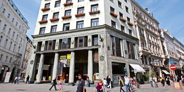 Schließfächer von Nobelbank ausgeräumt