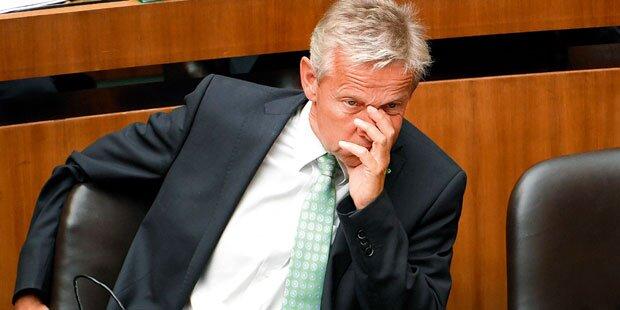 Lopatka in der ÖVP ausgebremst