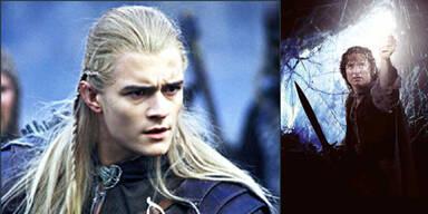 Legolas und Frodo