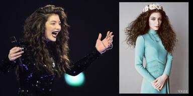 Lorde: So jung und schon in der Vogue