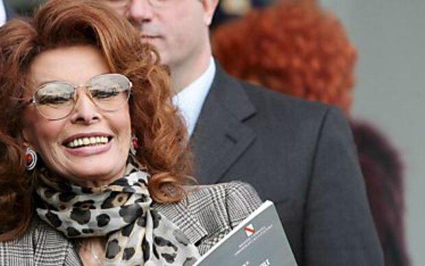 Sophia Loren spielt ihre eigene Mutter