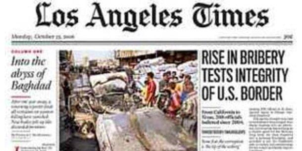 US-Zeitungsgruppe Tribune steht vor Insolvenz