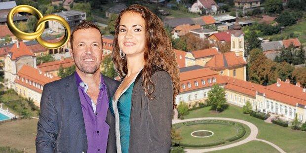 Lothar Matthäus heiratet!