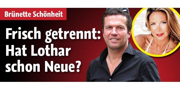 Frisch getrennt: Hat Loddar schon Neue?